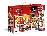 Clementoni - 41505 - Puzzle Cubi - Cars - 12 Cubi - Disney