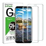 Vegena [2 Stück] Galaxy S8 Plus Panzerglas Schutzfolie, 9H Gehärtetem Glas HD Klar Anti-Kratzer Volle Abdeckung Panzerglasfolie Hartglas Displayschutzfolie Displayschutz für Samsung Galaxy S8 Plus