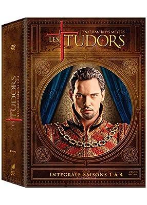 Les Tudors - Intégrale Saisons 1 à 4 - Coffret 13 DVD
