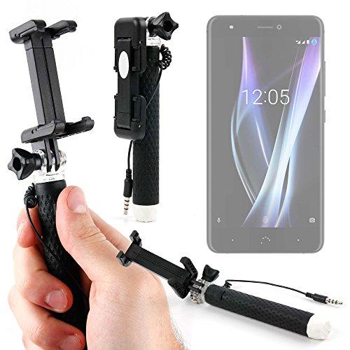 Palo Selfie (Selfie-Stick) para Smartphone BQ Aquaris X | X Pro DURAGADGET