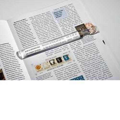 Preisvergleich Produktbild Lesestab / Lineallupe 2,5-fach