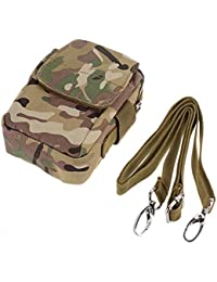 CP : Ruifu Outdoor Military Tactical Waist Pack Bag Hiking Camping Mobile Phone Pouch Purse Waterproof Wear Resistant