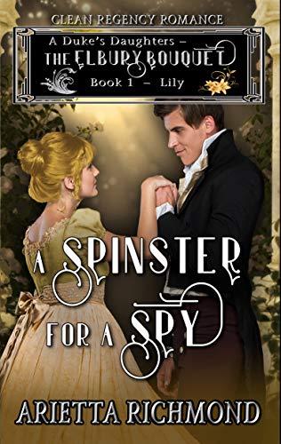 Spinster for Spy: Book