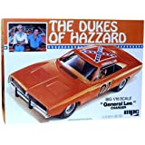 MPC 1:16 Scale Dukes General Lee Charger Model Kit