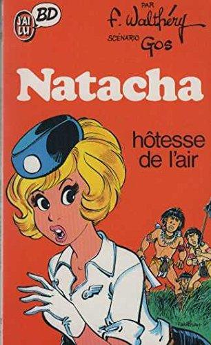 Natacha, hôtesse de l'air