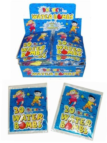 Water Bombs 20/Pk -