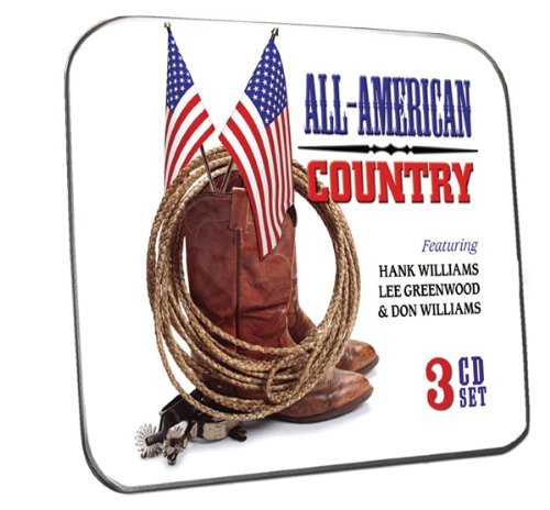 All American Country (Tin) by Hank Williams (2010-03-09)