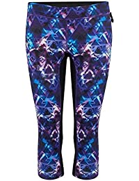 Animal Zhanna - Legging de course 3/4 - Femme