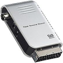 Auvisio - Receptor DVB-T mini para euroconector