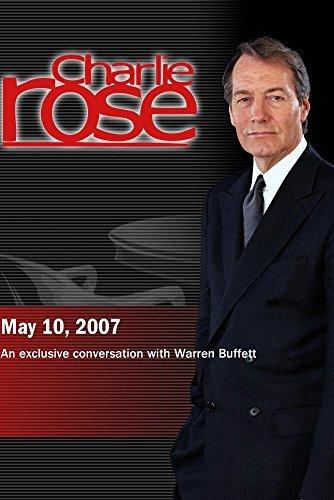 Preisvergleich Produktbild Charlie Rose - Warren Buffett (May 10,  2007)