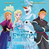 Frozen Coloring Book: Perfect Coloring Book 8.5 x 8.5