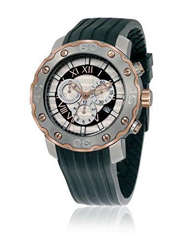 CARRERA Reloj con movimiento cuarzo suizo Man 87.001-N 44 mm