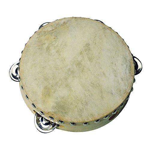 GoKi Wooden Tambourine with 5 Bells