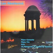 Piano Concerto / Piano Trio / Songs by Lev Abeliovich (2003-12-30)