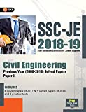 GKP's SCC – JE series has been designed to equip diploma engineers who are aspiring for Junior Engineer Civil Recruitment 2018-19, conducted by Staff Selection Commission. Our test series offer a wide range of study material, practice papers and lear...