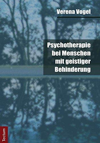Psychotherapie bei Menschen mit geistiger Behinderung