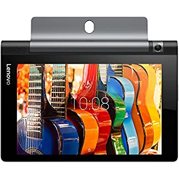 Lenovo Yoga Tab 3 8 Tablet (8 inch, 16GB, Wi-Fi + 4G), Slate Black -Only on Amazon.in