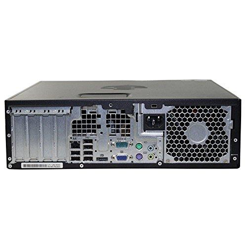 HP Elite 8100 - Intel Core i5 [650] 3.20GHz, 4GB RAM, 500GB HDD, DVD - Windows 7 Professional (Reacondicionado Certificado)