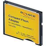 DELOCK Adapter CF I zu microSDHC