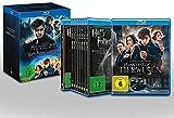 9-Film-Collection: Harry Potter und Phantastische Tierwesen (exklusiv bei Amazon.de) [Blu-ray] [Limited Edition] - 2