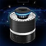 GXSCE Blu-Ray Moskito Lampe, USB Powered Moskito Lampe Killer, LED Licht Fliegen Insektenfalle, für Indoor/Outdoor/Home/Küche/Garten/Reisen