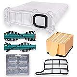 24 Staubsaugerbeutel passend für Vorwerk Kobold 135 EB 351 Duft Bürsten Filter
