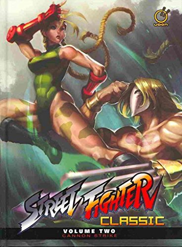 [(Street Fighter Classic: Cannon Strike Volume 2)] [By (artist) Arnold Tsang ] published on (February, 2014)