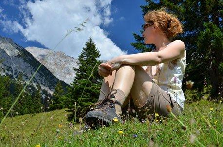 Geschenkgutschein: Bergwander-Wochenende für Singles