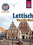 Kauderwelsch, Lettisch Wort für Wort