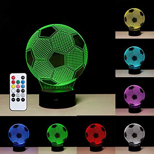 Lamps, Lighting & Ceiling Fans To Assure Years Of Trouble-Free Service Superniudb 3d Baseball Night Light Table Lamp Led Usb 7 Color Change Xmas.. Night Lights