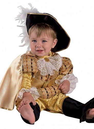Baby Kostüm Musketier - Musketier Kostüm für Kinder, (Mädchen Drei Kostüme Musketiere Für)