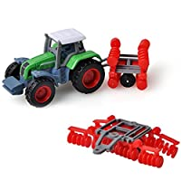 Fanxing Alloy Engineering Car Tractor Toy Vehicle Farm Vehicle Belt Boy Tractor Toy