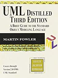 UML Distilled: A Brief Guide to the Standard Object Modeling Language (Object Technology Series) by Martin Fowler (2003-09-15)