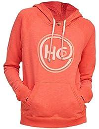 Hollister - Femme - Applique Logo Graphic Hoodie Sweat à Capuche Sweatshirt - Manche Longue