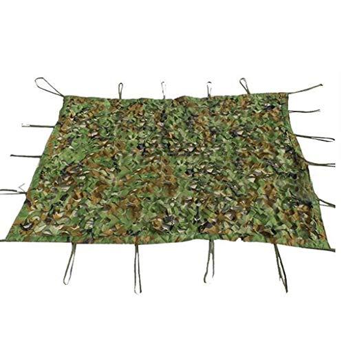 mee Fan Tarnnetz Anwendbar für Camping Stealth Forest Jagd Pool Camouflage Zelt Schatten Fotografie Party Spiel Halloween Weihnachtsdekoration (Farbe : A, größe : 6 * 8m) ()