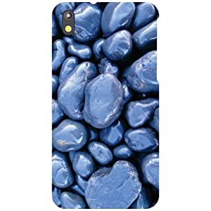 HTC Desire 816 Back Cover - Water Colored Designer Cases