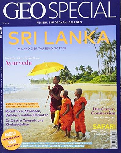 GEO Special / GEO Special 01/2018 - Sri Lanka