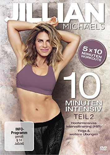 Jillian Michaels - 10 Minuten Intensiv (Teil 2)