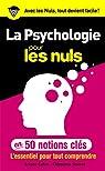 50 notions clés sur la psychologie pour les Nuls par Calvo