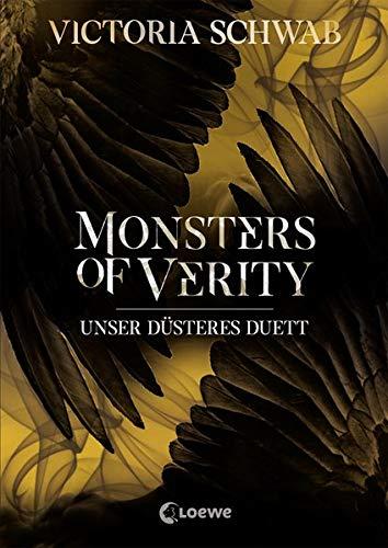Monsters of Verity - Unser düsteres Duett: Dark Urban Fantasy