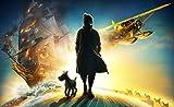 The Adventures of Tintin (39x24 inch, 98x60 cm) Silk Poster Affiche de la Soie PJ13-7FB9...