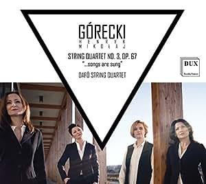 String Quartet No.3 - Dafo String Quartet