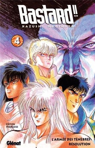 Bastard ! ! - L'Armée des ténèbres, tome 4 : Résolution par Kazushi Hagiwara