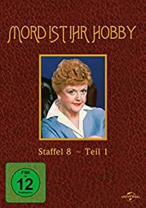 Mord ist ihr Hobby - Staffel 8.1 (3 Discs)