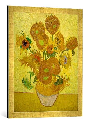 Gerahmte Gogh Kunstwerke Van (Gerahmtes Bild von Vincent van Gogh