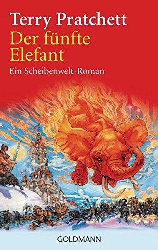 Preisvergleich Produktbild Der fünfte Elefant: Ein Scheibenwelt-Roman