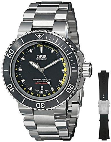 Oris 73376754154set–Armbanduhr