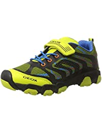 Geox J Magnetar A, Sneakers Basses Garçon