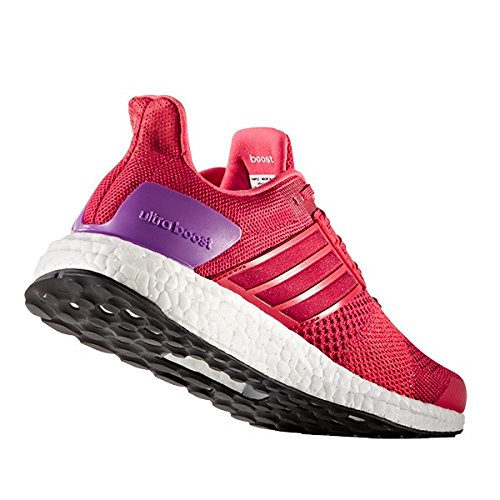 adidas Ultra Boost St W, Chaussures de Running Entrainement Femme Multicolore - Varios colores (Rojo (Rojray / Rosuni / Rojimp))