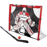BAUER Street Hockey Goal Set 48' incl. Shooter, Schläger & Ball